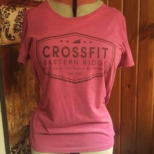 Next Level Apparel Cross Fit Tee-Shirt